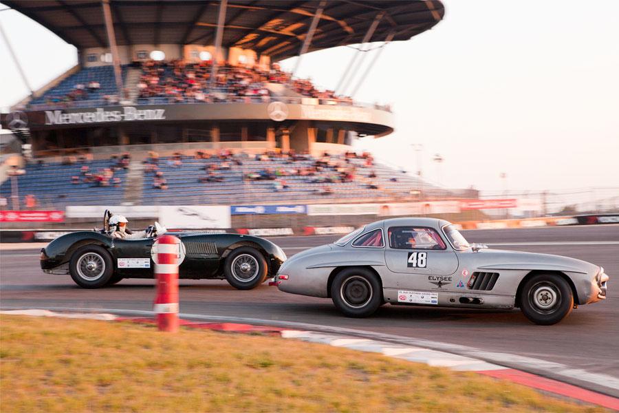 Oldtimer Grand-Prix 2012 auf dem Nürburgring.