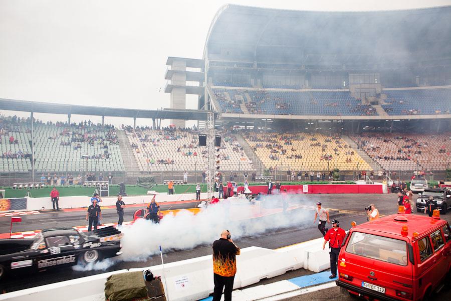Nitrolympx 2013 auf dem Hockenheimring.