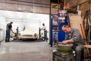 HK Engineering in Polling is the only company worldwide dedicated solely to the restoration of the exclusively valuable Mercedes-Benz 300 SL.